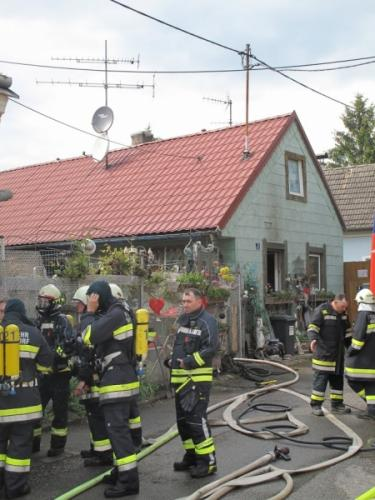 2016-05-17 Wohnhausbrand in Waidendorf