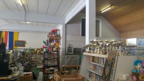 2016-06-04 Flohmarkt im Feuerwehrhaus