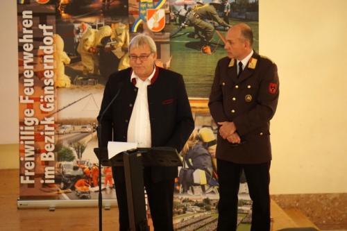 2017-10-20 Bezirksfeuerwehrtag in Dürnkrut